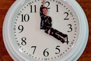 DIY: originální hodiny
