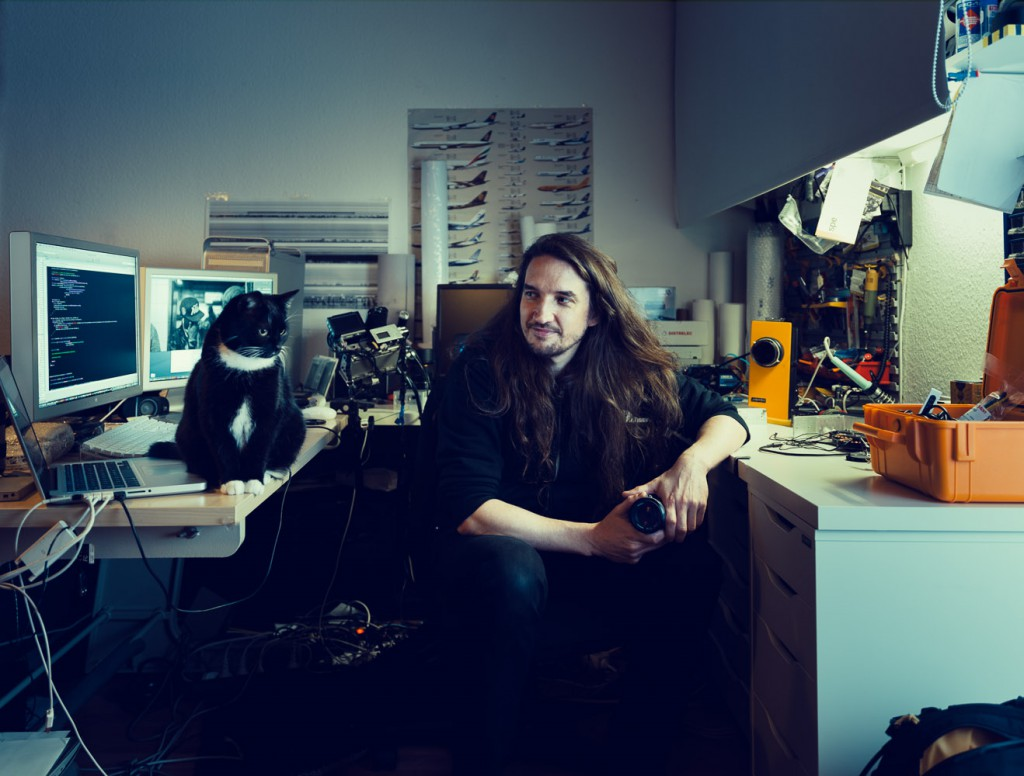 Adam Magyar, Hungarian artist working with video and still cameras