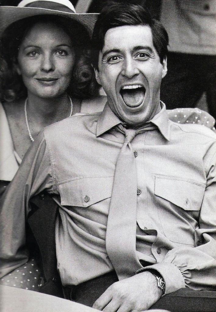 Al Pacino se asi právě dozvěděl, že za Kmotra Oscara nedostane