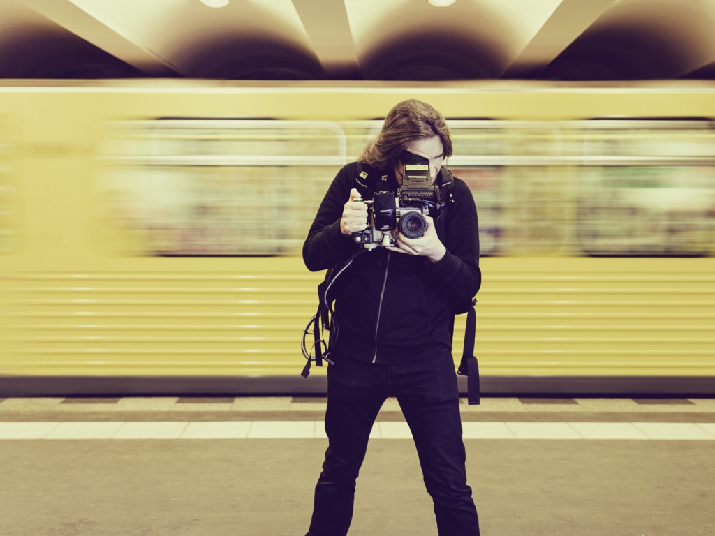 Adam Magyar, Hungarian artist working with video and still cameras