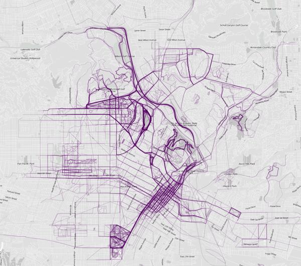 Nathan-Yau-Where-People-Run-Los-Angeles1