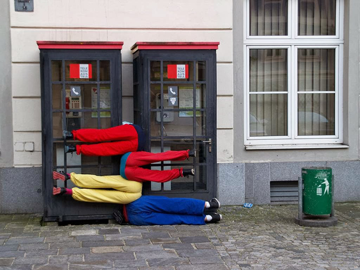 bodies in urban spaces 13