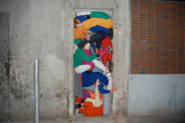 bodies in urban spaces 7