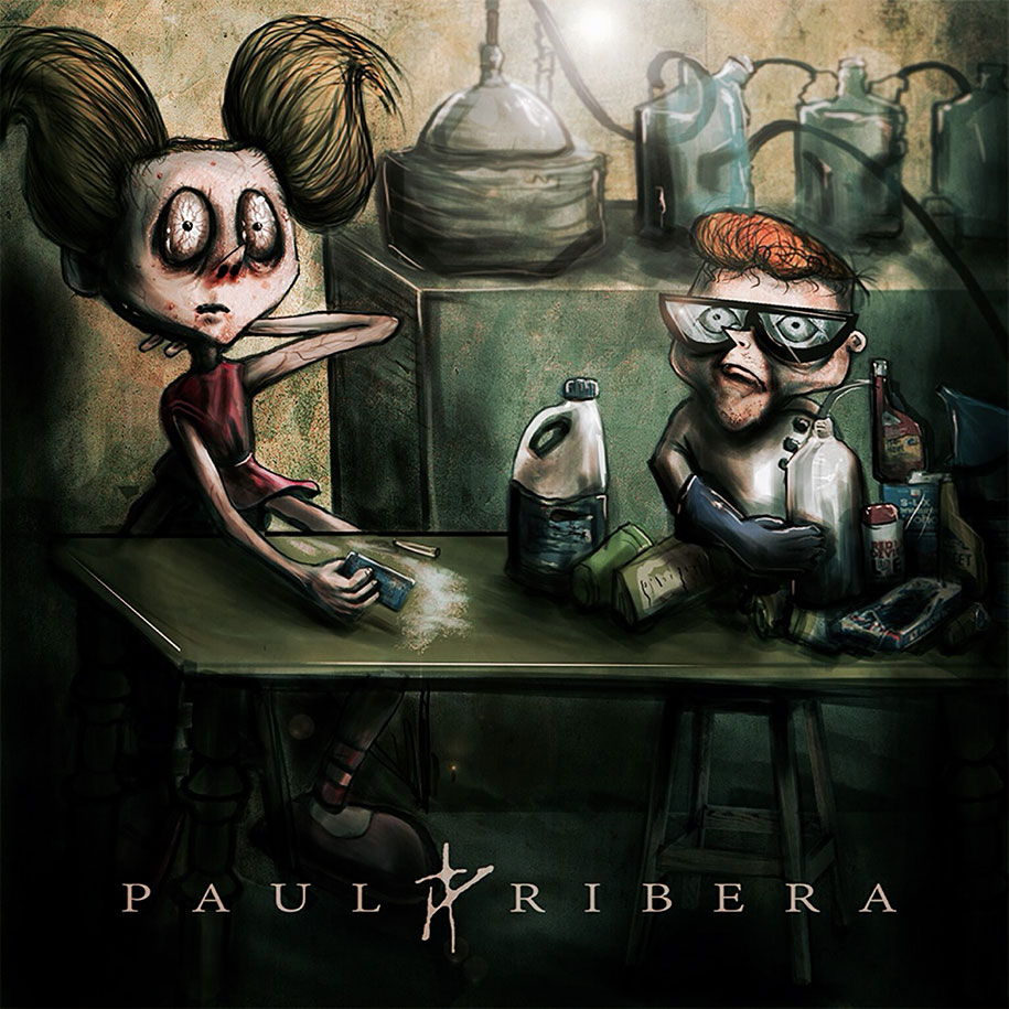 90s-cartoon-characters-drug-addicts-drawings-paul-ribera-6