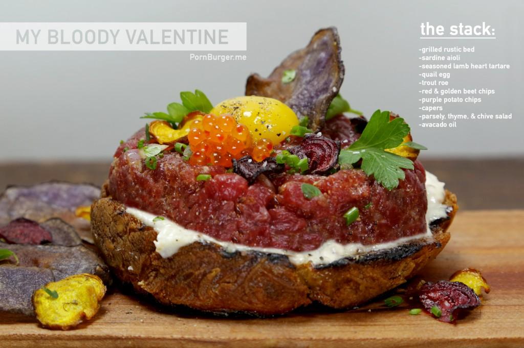 My Bloody Valentine Hamburger