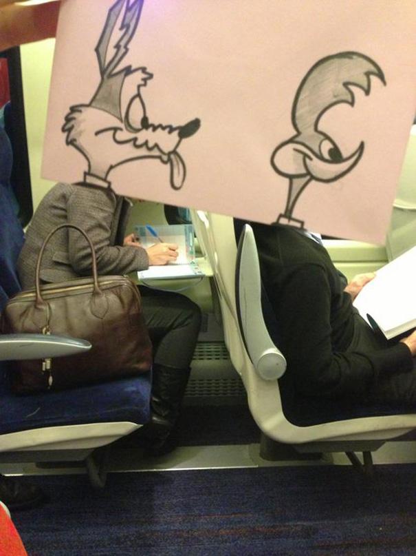 cartoon-faces-train-ride-october-jones-joe-butcher-12