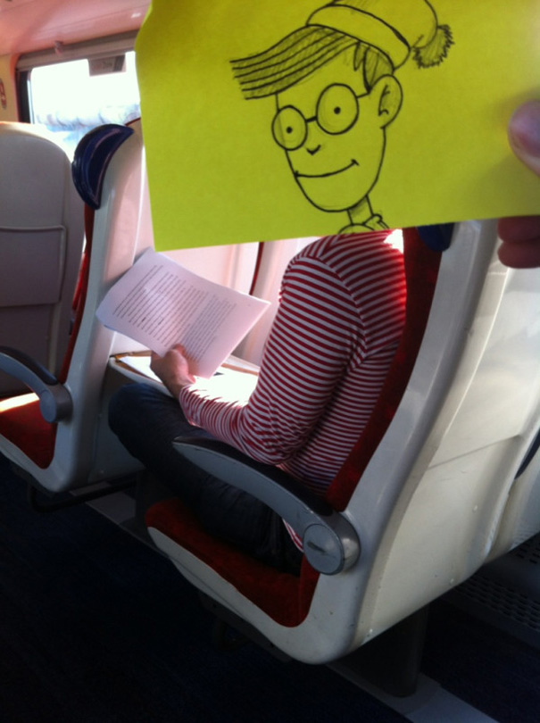 cartoon-faces-train-ride-october-jones-joe-butcher-13