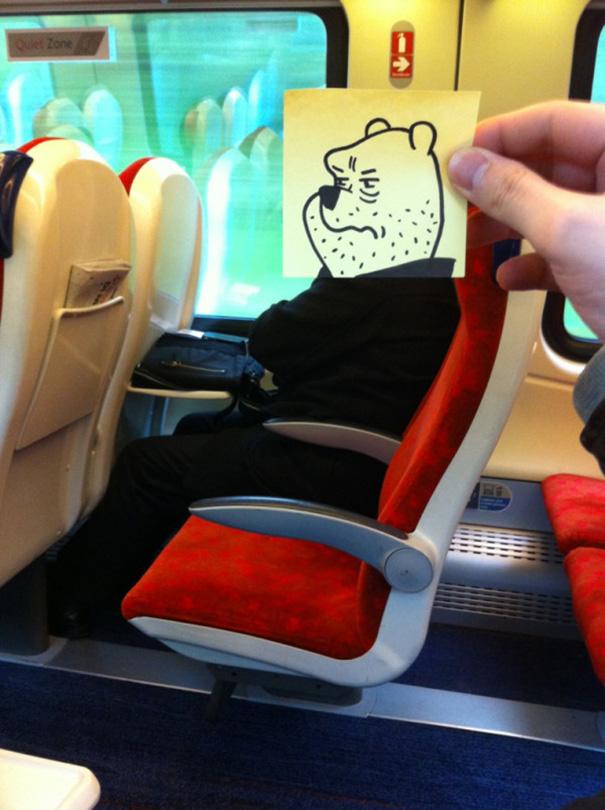 cartoon-faces-train-ride-october-jones-joe-butcher-9