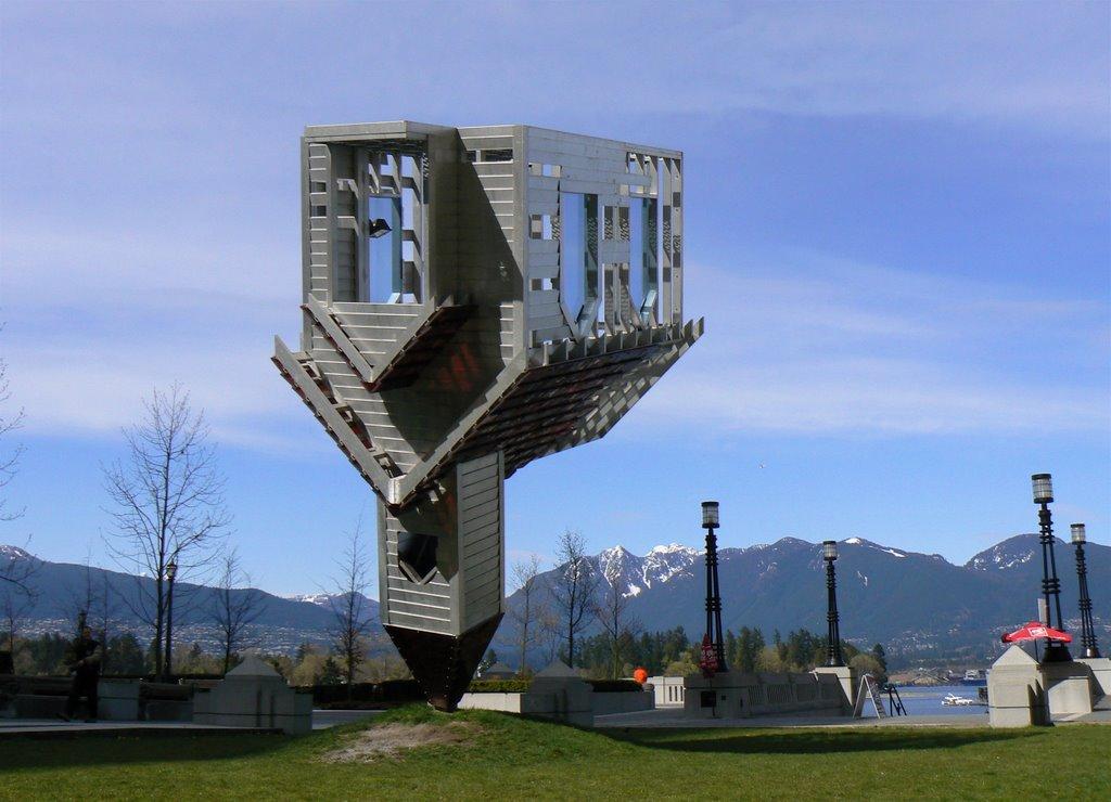 """Kostel nazývaný """"Přístroj k  vypuzení zla"""", Kanada"""