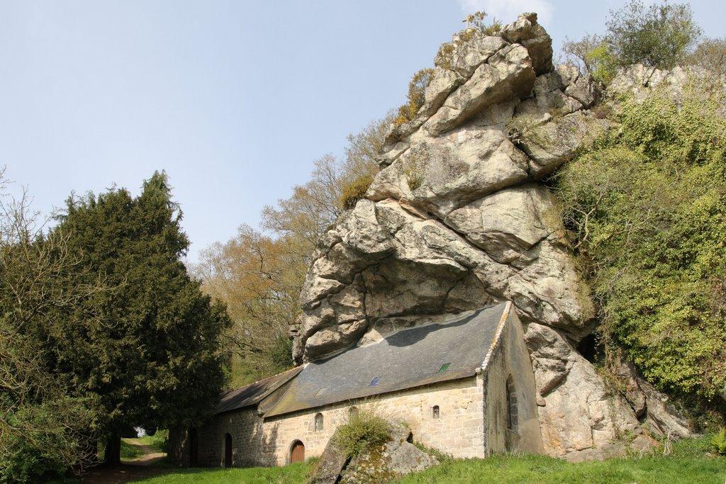 Kaple svaté Gildy, Francie