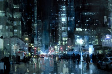 Manhattan-Nights