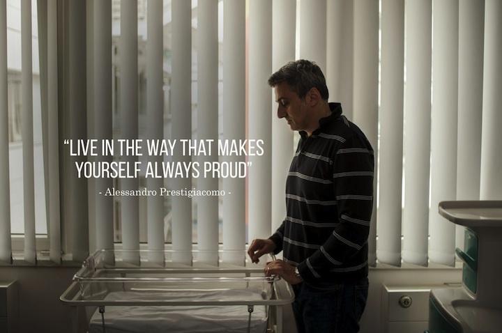 Žij tak, abys na sebe mohl/a být vždycky pyšný/á.