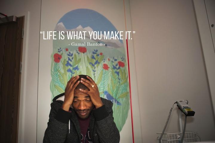 Život je takový, jaký si ho uděláš.
