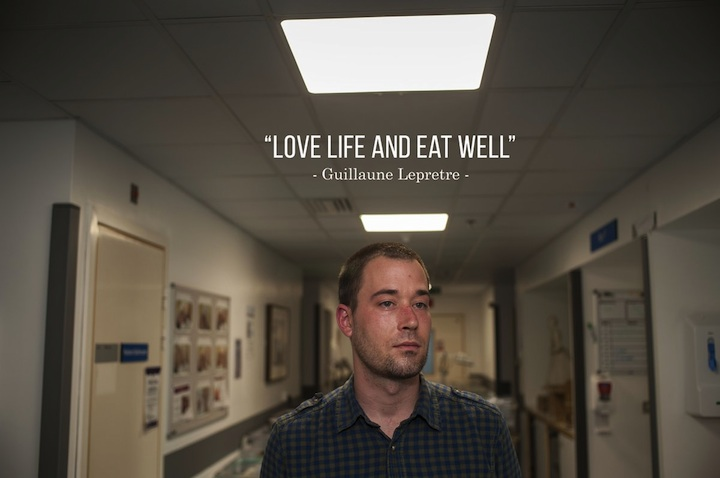 Miluj, žij a dobře jez.