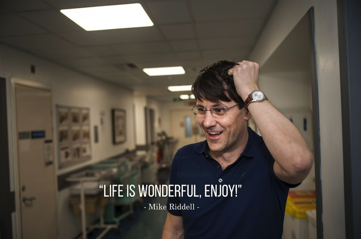 Život je úžasný, užívej si ho!