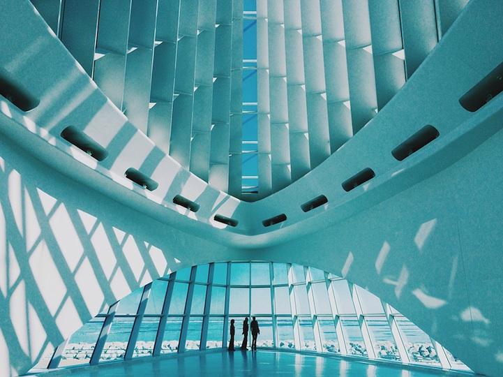 YILANG PENG, Spojené Státy, 1. místo v kategorii Architektura