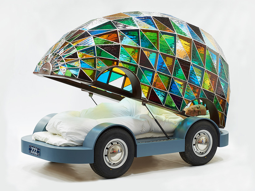 1411140676stained_glass_driverless_sleeper_car_dominic_wilcox_designboom_13