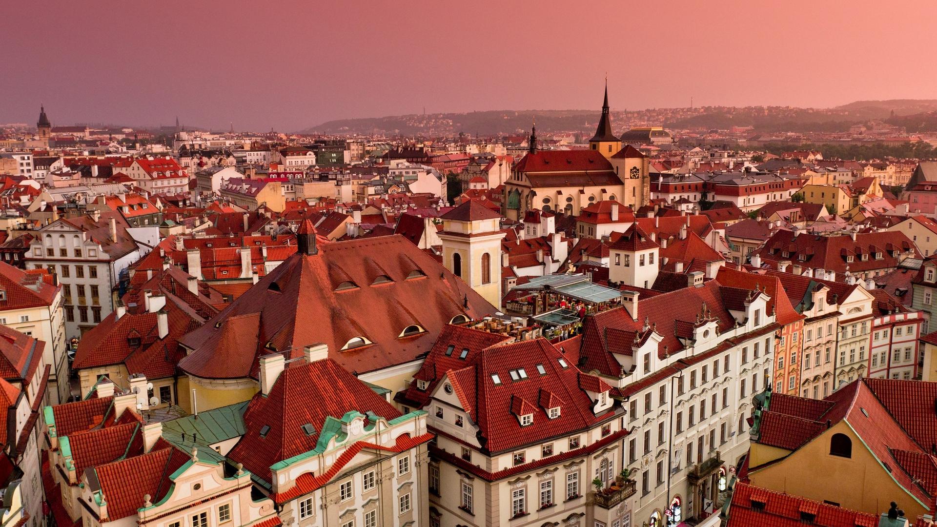 Turistika Praha
