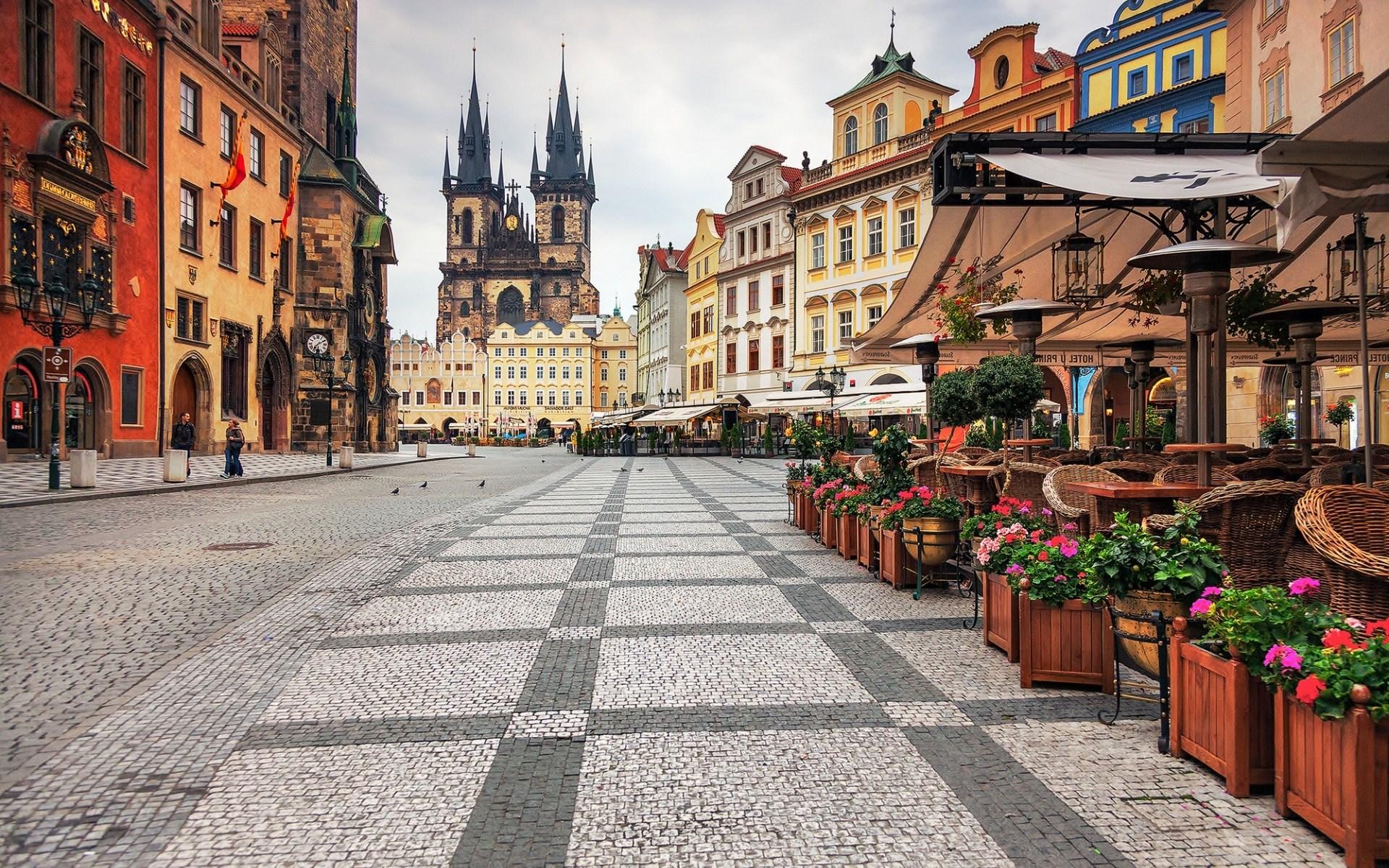 Praha - Staromak