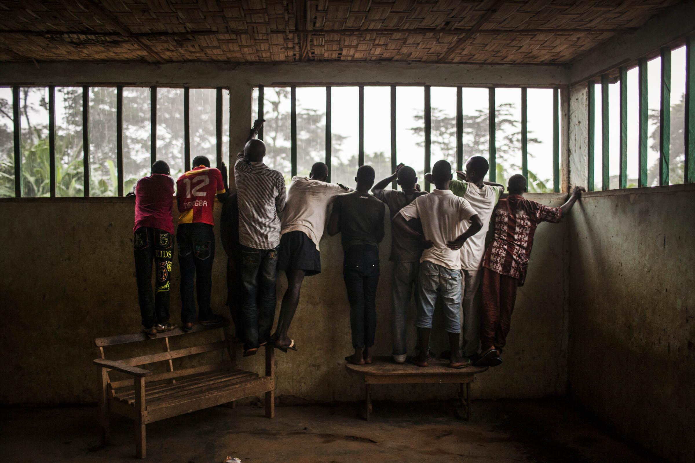 Ebola in Sierra Leone for the Washington Post