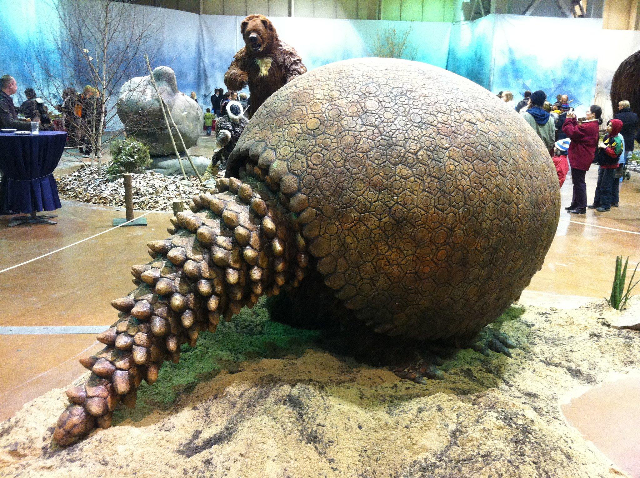 20. Glyptodon