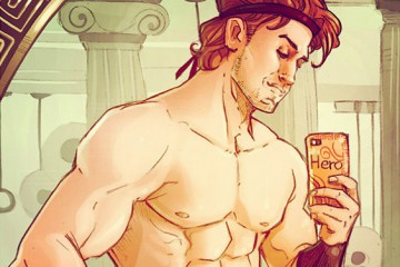 If-Disney-Characters-Took-Selfies1__605