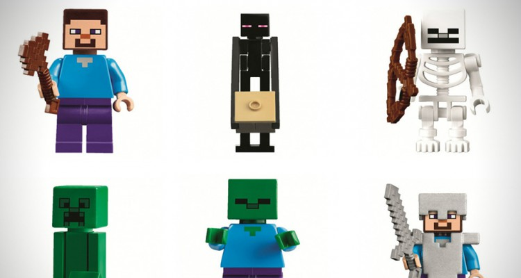 LEGO-Minecraft-Collection-1
