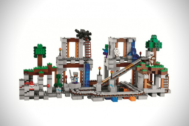 LEGO-Minecraft-Collection-2