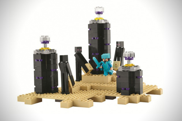 LEGO-Minecraft-Collection-3