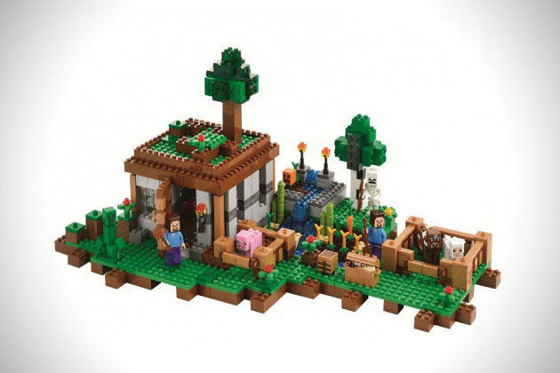 LEGO-Minecraft-Collection-4
