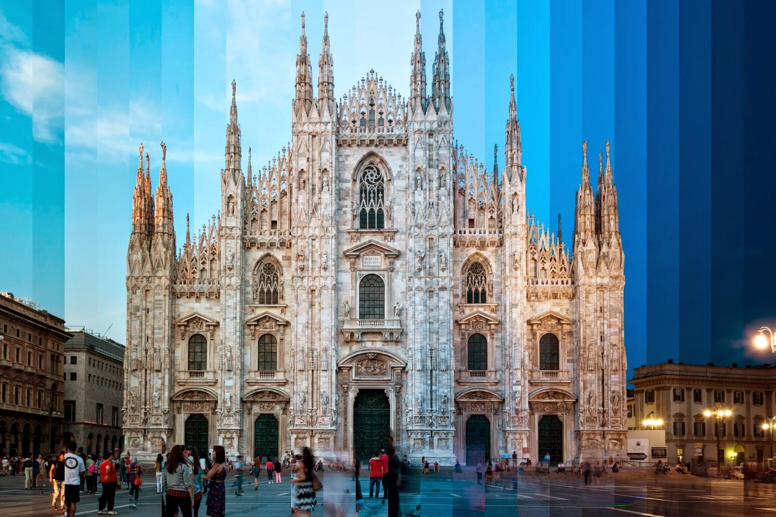 Milan Sliced