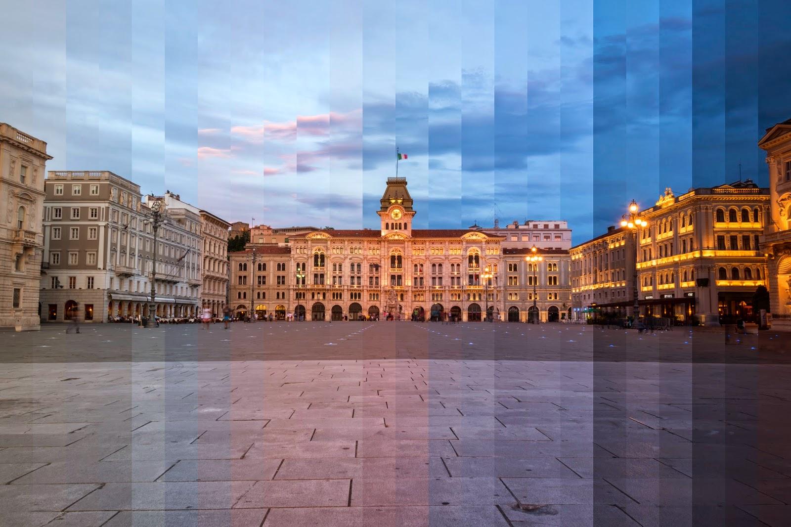 Trieste Sliced