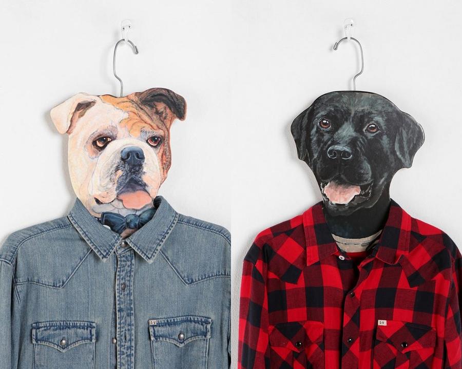 Věšáky na oblečení (Urban Outfitters)