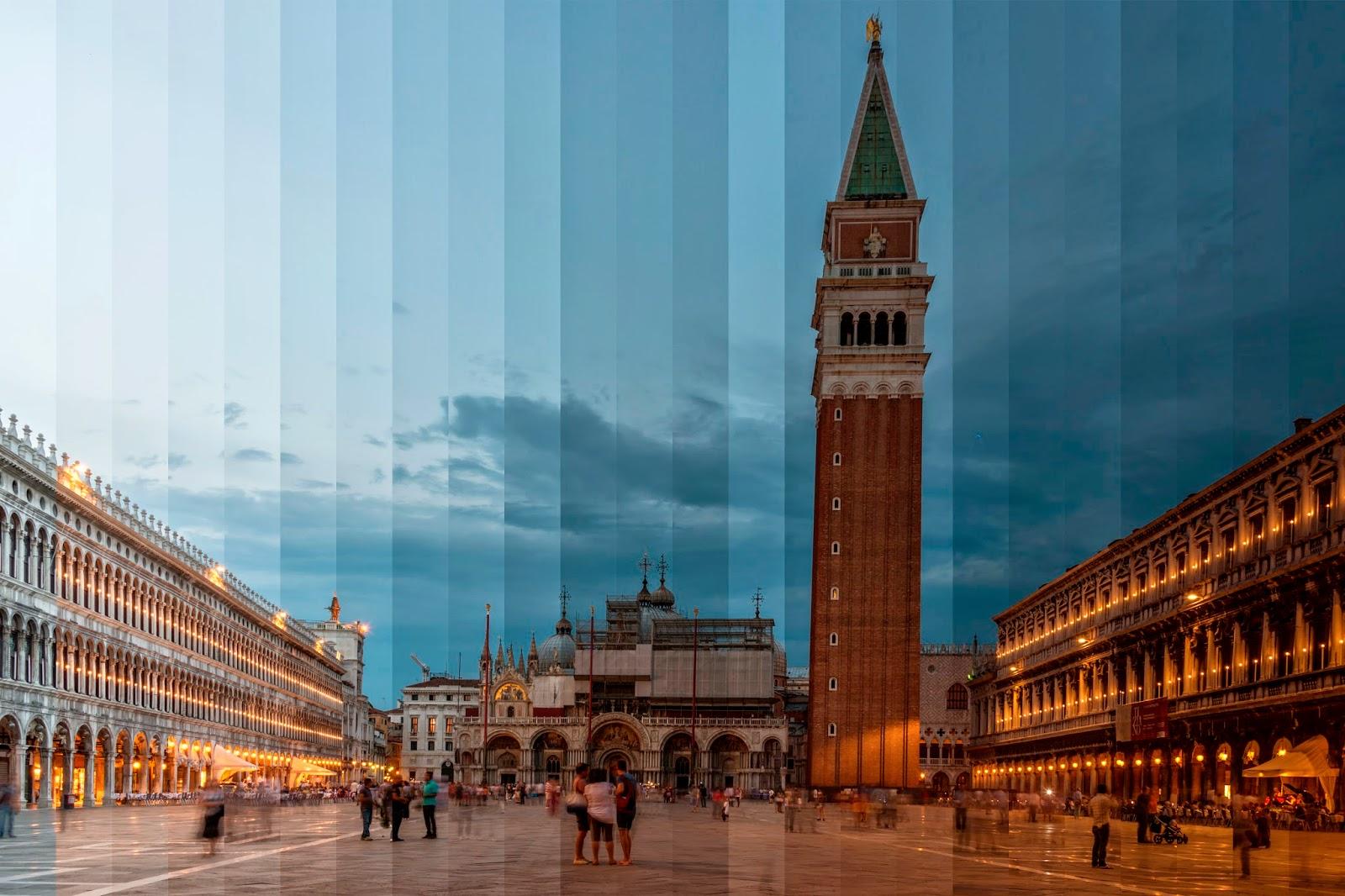 Venice Sliced