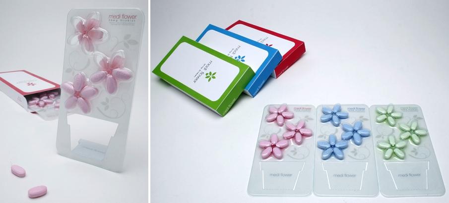Medi Flower pilulky