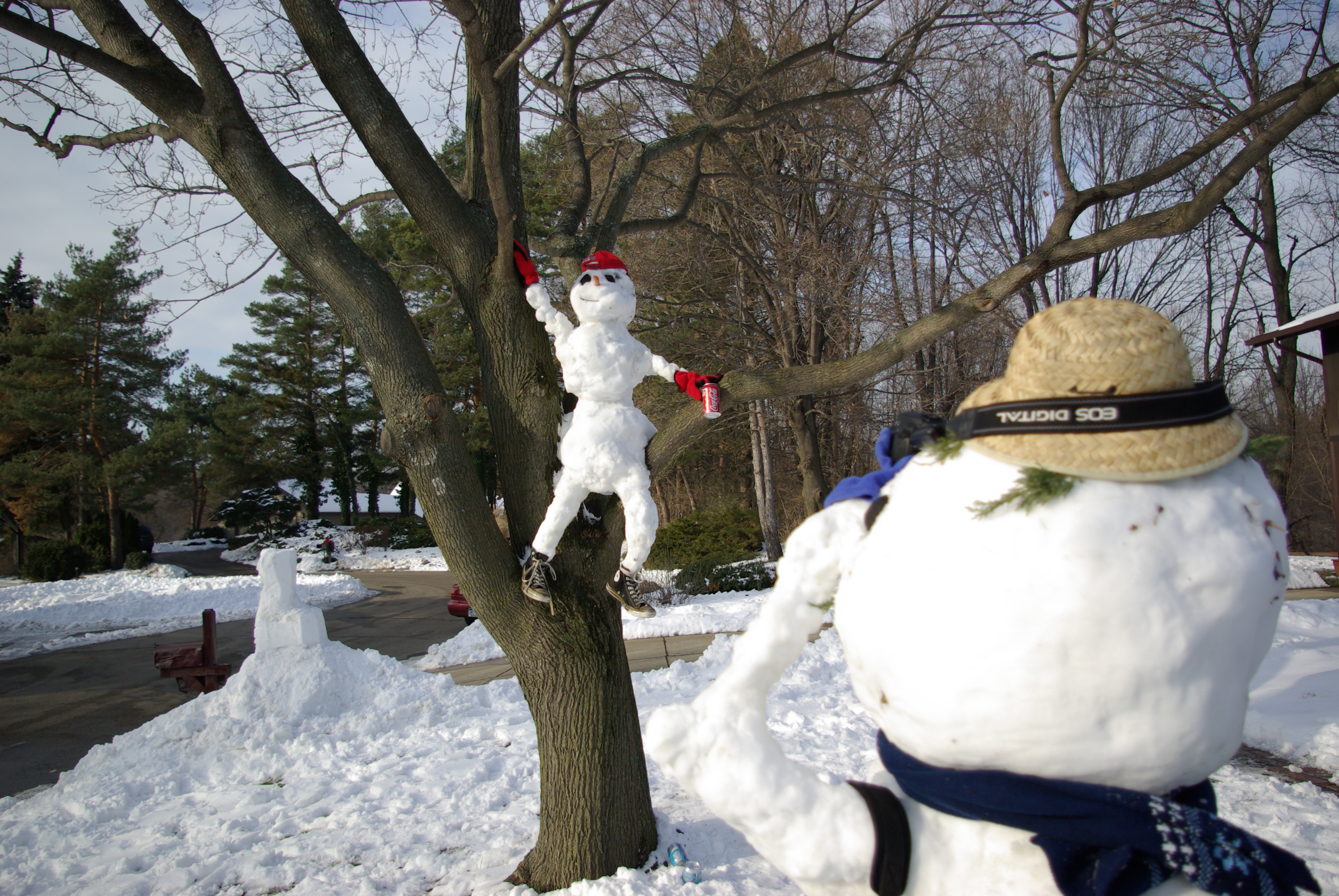 Snowman_photographer