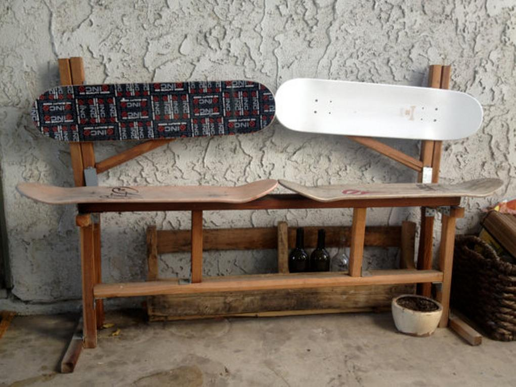 Useful-Products-made-from-Skateboards-7