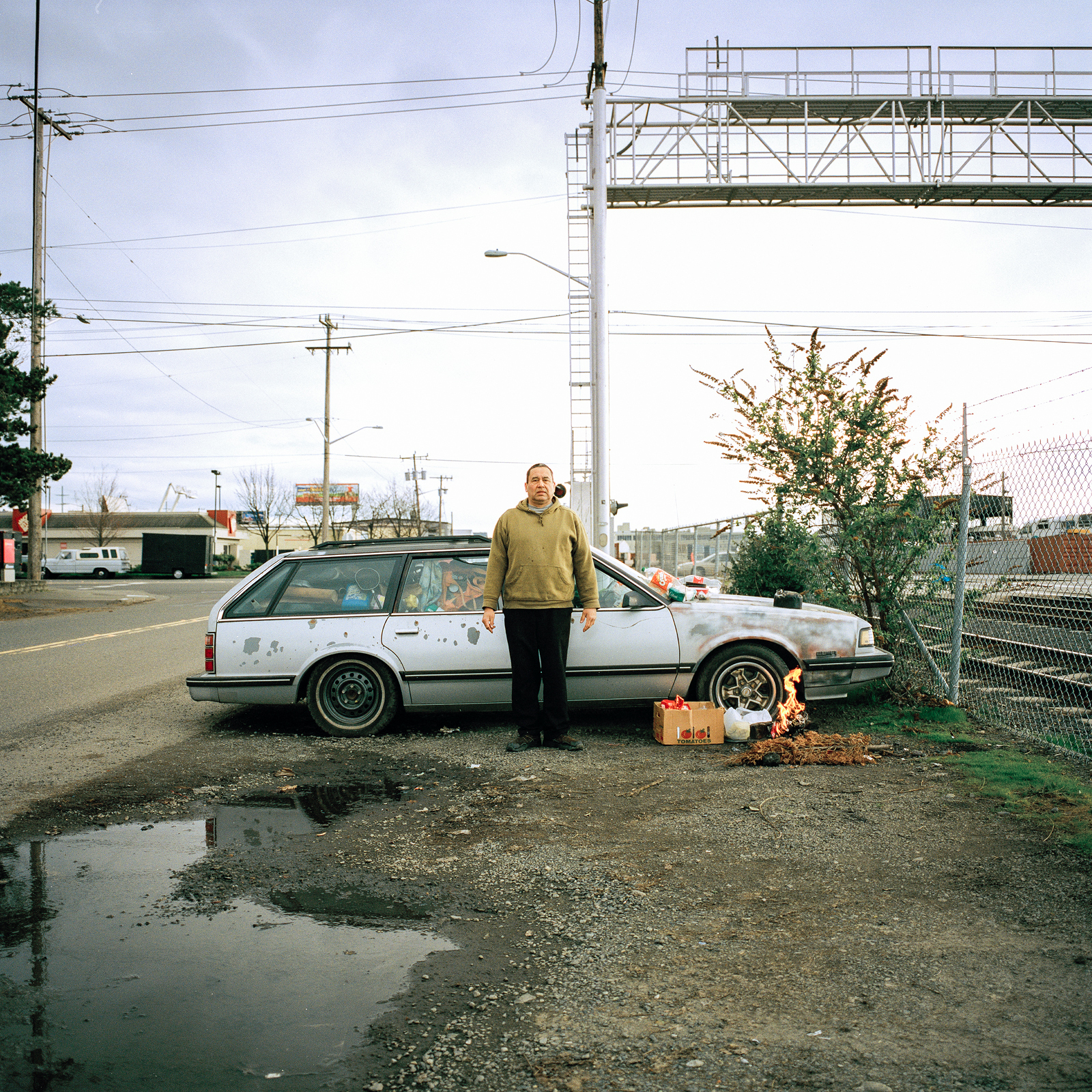 Dan Buck, Seattle, 2012