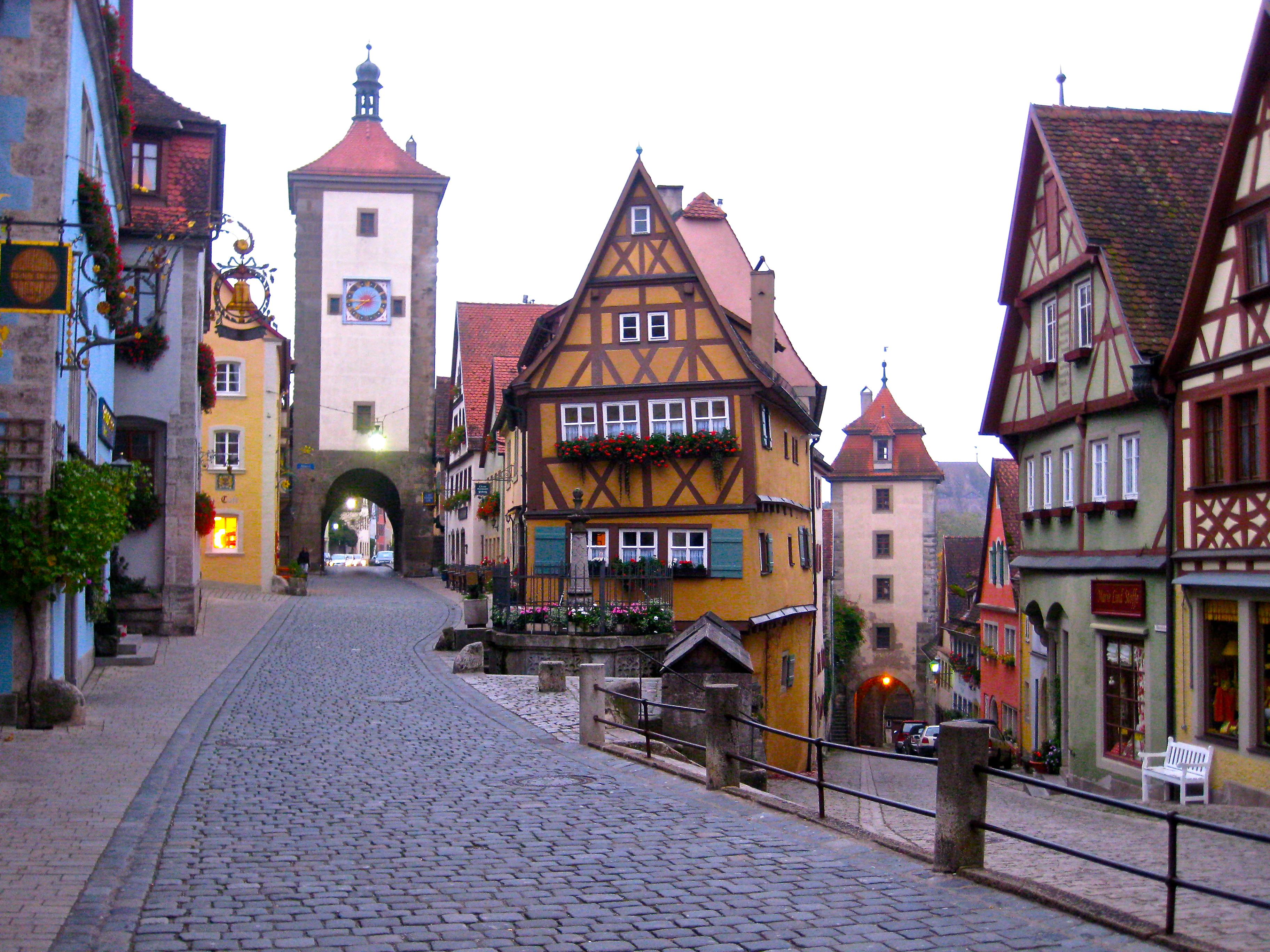 Rothenberg, Německo