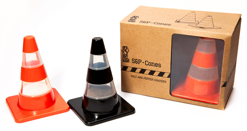 traffic cone nessie shop