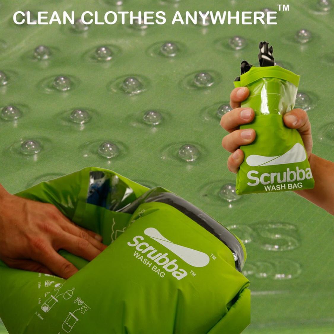 Kapesní pračka Scrubba