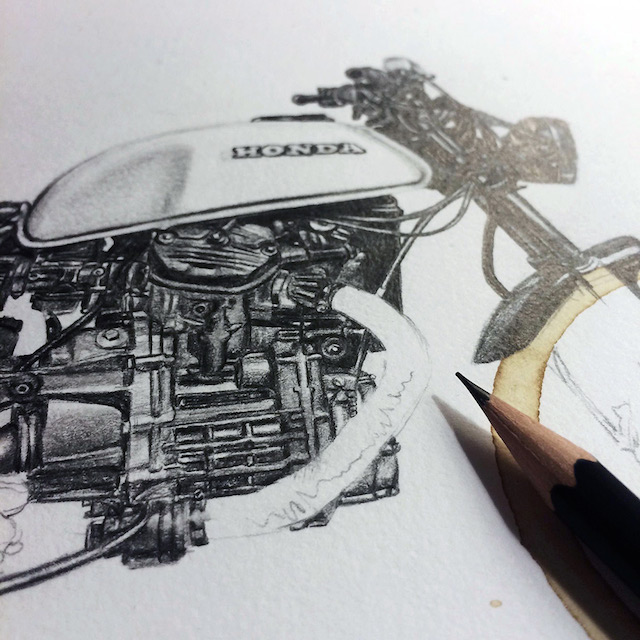 Pencil-Drawings-and-Coffee-Marks-21