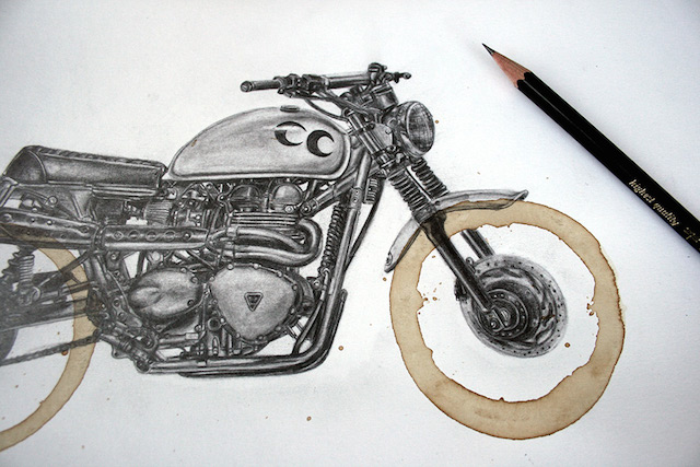 Pencil-Drawings-and-Coffee-Marks-41