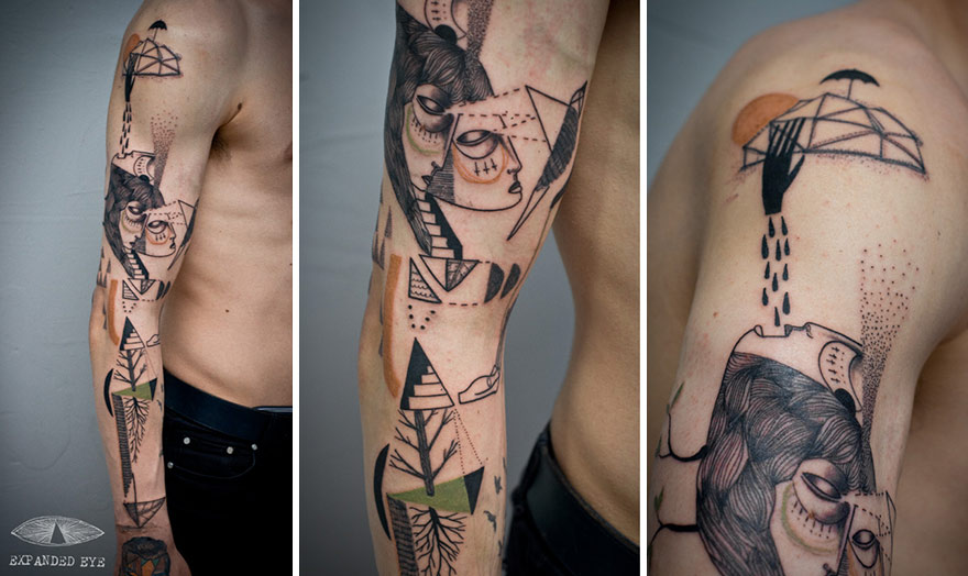 cubism-tattoos-expanded-eye-6
