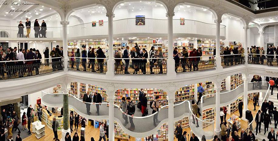 fantastic-bookstore-carousel-light-bucharest-romania-6