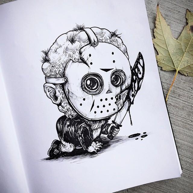 Jason Voorhees (Pátek třináctého)