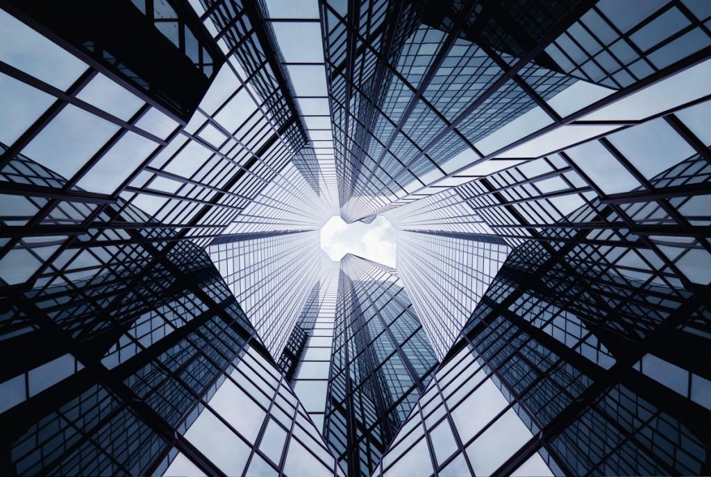Architektura - soustřeďte se na střed