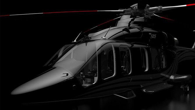 Luxusní Helikoptera