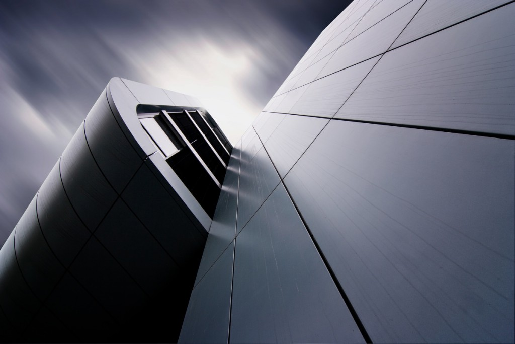Architektura - detail celku