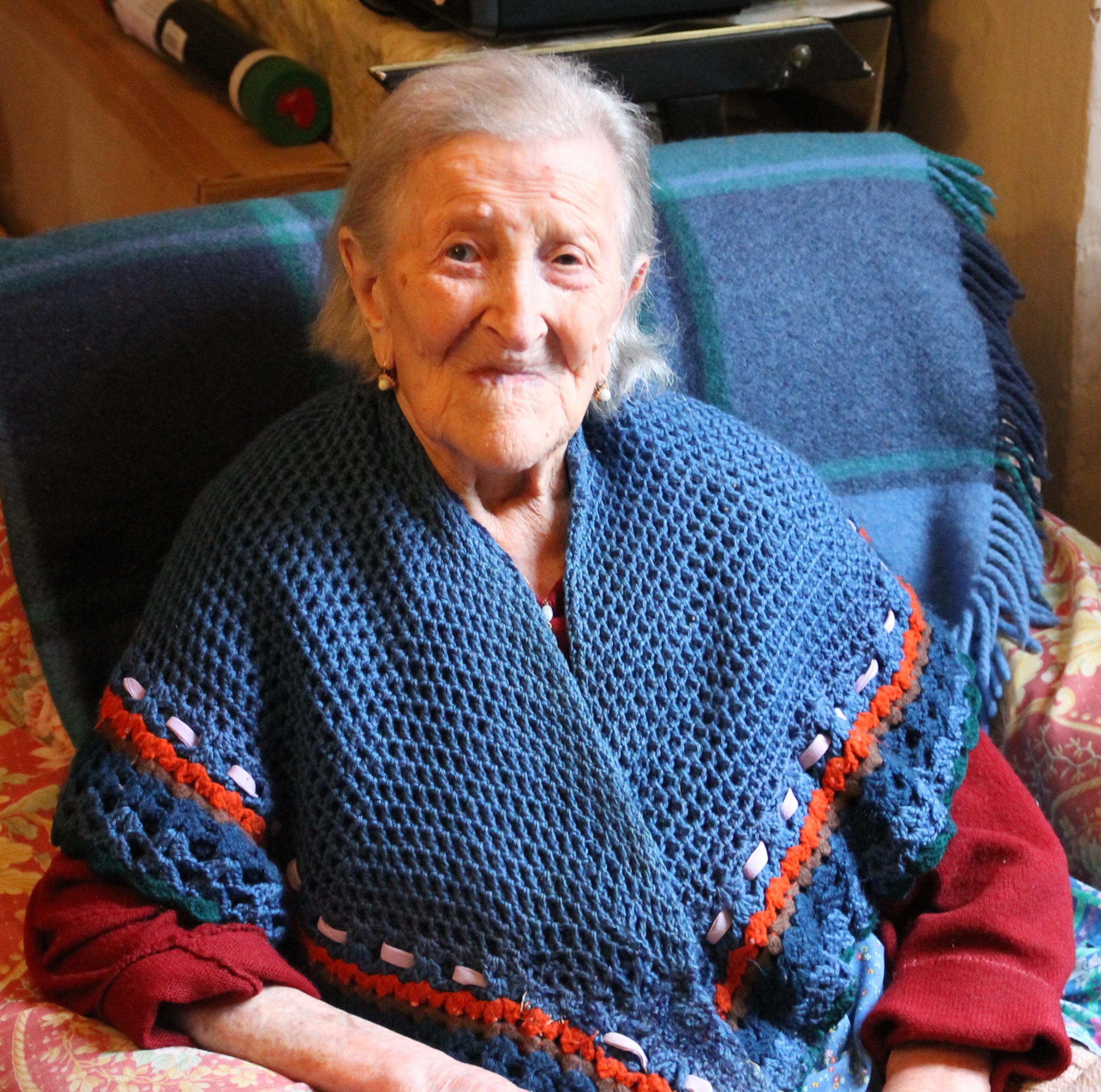 Compie 114 anni, a Verbania la nonna più vecchia d'Europa